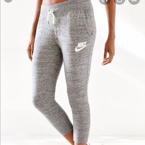 Nike size small joggers